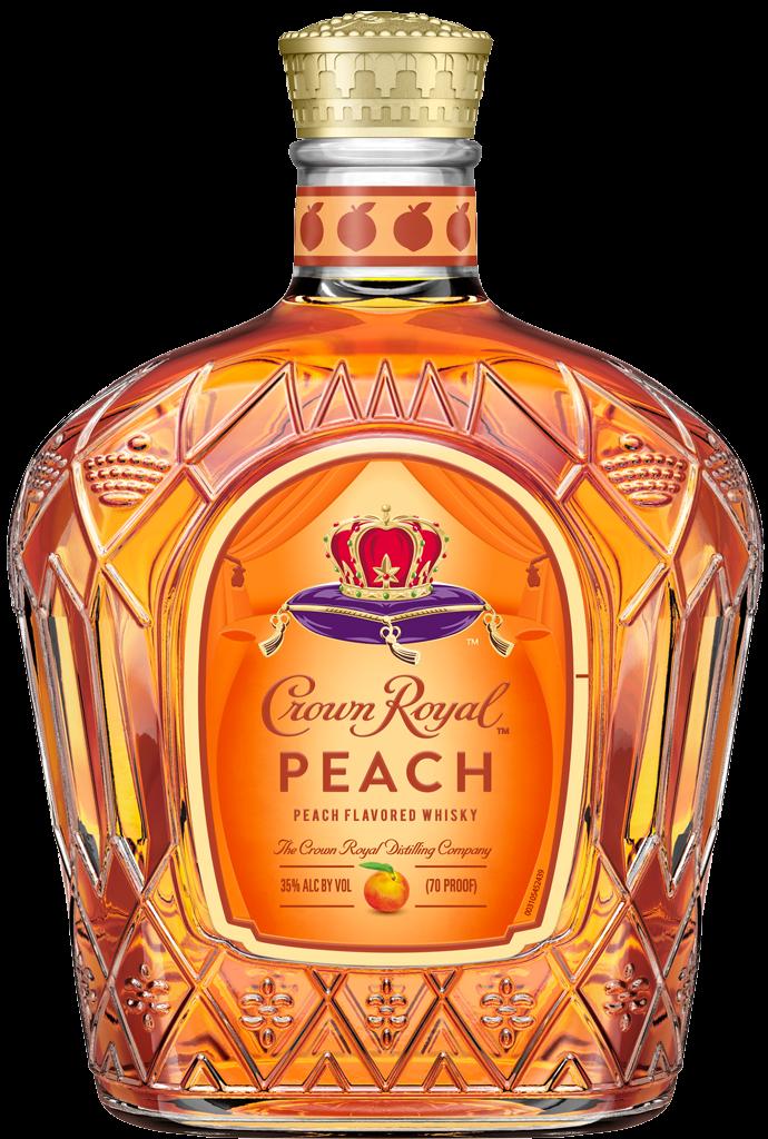 Crown Royal Peach Flavor