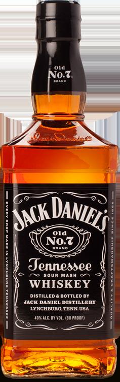 Jack Daniels Old No.7 Whiskey